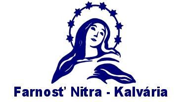 Logo for Farnosť Nitra-Kalvária