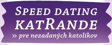 Speed dating na Nitrianskej Kalvárii
